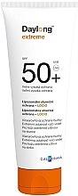 Düfte, Parfümerie und Kosmetik Wasserfeste Sonnenschutzcreme für empfindliche Gesichtshaut SPF 50+ - Daylong Extreme Lotion SPF50