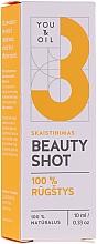 Düfte, Parfümerie und Kosmetik Aufhellendes Gesichtsserum - You & Oil Beauty Shot Acids / Lightening Face Serum