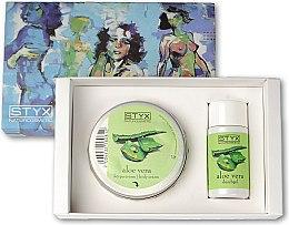 Düfte, Parfümerie und Kosmetik Körperpflegeset - Styx Naturcosmetic Aloe Vera (Duschgel 30ml + Körpercreme 50ml)