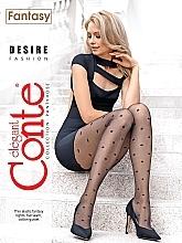 Düfte, Parfümerie und Kosmetik Strumpfhose für Damen Fantasy Desire 20 Den Nero - Conte