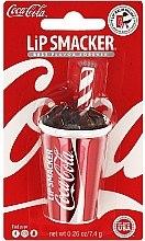 "Düfte, Parfümerie und Kosmetik Lippenbalsam ""Coca-Cola"" - Lip Smacker Lip Balm Coca Cola"