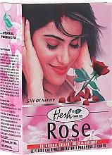 Düfte, Parfümerie und Kosmetik Erweichende und glättende Gesichtsmaske mit Rosenblättern - Hesh Rose Petal Powder