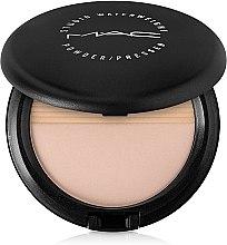 Düfte, Parfümerie und Kosmetik Kompaktpuder für das Gesicht - M.A.C Studio Waterweight Powder/Pressed