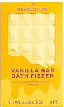 """Düfte, Parfümerie und Kosmetik Badebombe Vanille - I Heart Revolution Chocolate Bar Bath Fizzer """"Vanilla"""""""