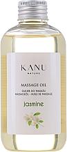 Düfte, Parfümerie und Kosmetik Olejek do masażu Jaśmin - Kanu Nature Jasmine Massage Oil