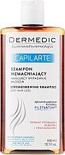 Düfte, Parfümerie und Kosmetik Stärkendes Shampoo gegen Haarausfall - Dermedic Capilarte Shampoo