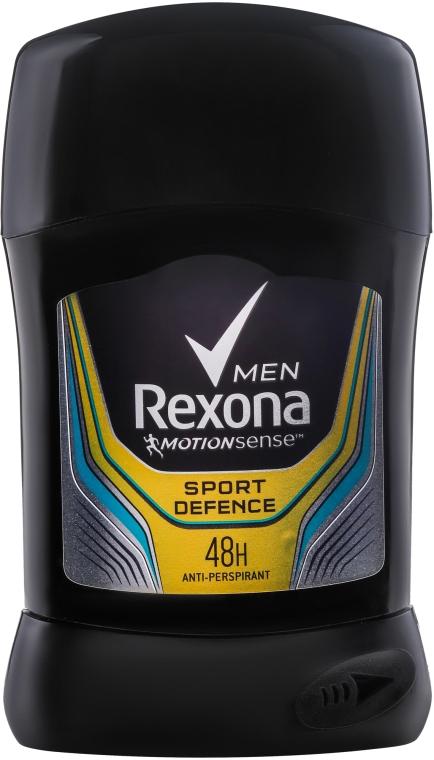 "Deostick Antitranspirant ""Sport Defence"" - Rexona Deodorant Stick — Bild N1"