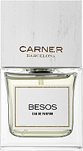 Düfte, Parfümerie und Kosmetik Carner Barcelona Besos - Eau de Parfum