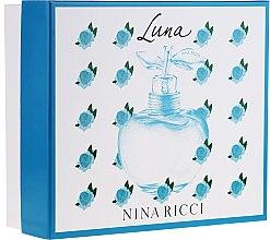 Düfte, Parfümerie und Kosmetik Nina Ricci Luna - Duftset (Eau de Toilette 80ml + Körperlotion 100ml)
