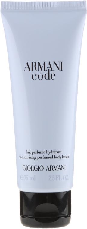 Giorgio Giorgio Armani Armani Code - Duftset (Eau de Parfum 75ml + Körperlotion 75ml) — Bild N3