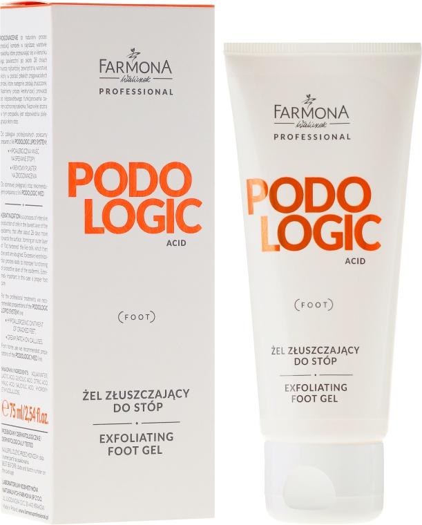 Fuß Gel-Peeling - Farmona Professional Podologic Acid Foot Gel Exfoliating