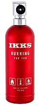 Düfte, Parfümerie und Kosmetik IKKS Burning For You - Eau de Toilette (Tester ohne Deckel)