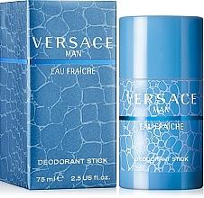 Düfte, Parfümerie und Kosmetik Versace Man Eau Fraiche - Deodorant Stick für Männer