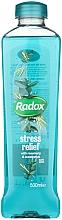 Düfte, Parfümerie und Kosmetik Badeschaum mit Rosmarin und Eukalyptus - Radox Herbal Bath Stress Relief