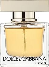 Düfte, Parfümerie und Kosmetik Dolce & Gabbana The One - Eau de Toilette