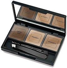 Düfte, Parfümerie und Kosmetik Augenbrauen-Make-up - Golden Rose Eyebrow Styling Kit