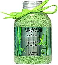 Düfte, Parfümerie und Kosmetik Jacuzzi Milchbad mit grünem Tee - BingoSpa