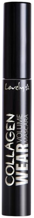 Mascara für voluminöse Wimpern - Lovely Collagen Wear Volume Mascara