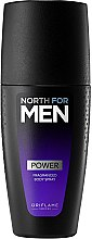 Düfte, Parfümerie und Kosmetik Oriflame North For Men Power - Parfümiertes Körperspray Power