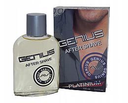 Düfte, Parfümerie und Kosmetik After Shave Lotion - Genius Platinium After Shave