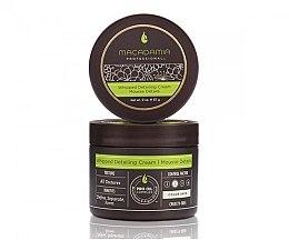 Düfte, Parfümerie und Kosmetik Definierende Haarcreme-Mousse - Macadamia Professional Whipped Detailing Cream