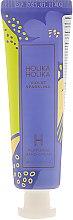 "Düfte, Parfümerie und Kosmetik Parfümierte Handcreme ""Violet Sparkling"" - Holika Holika Violet Sparkling Perfumed Hand Cream"