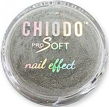Düfte, Parfümerie und Kosmetik Nagelpuder für Glanz-Spiegel-Effekt - Chiodo Pro Soft