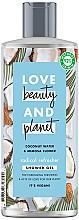 Düfte, Parfümerie und Kosmetik Erfrischendes Duschgel mit Kokoswasser und Mimosenblüte - Love Beauty&Planet Coconut Water & Mimosa Flower Shower Gel