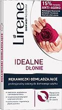 Düfte, Parfümerie und Kosmetik Anti-Aging Handschuhe mit Ginseng - Lirene