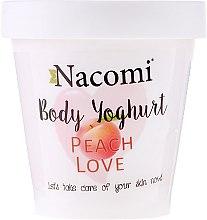 Düfte, Parfümerie und Kosmetik Körperjoghurt mit Pfirsich - Nacomi Body Jogurt Peach Love