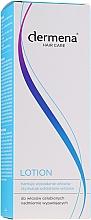 Düfte, Parfümerie und Kosmetik Stimulierende Lotion gegen Haarausfall und zum Wachstum - Dermena Hair Care Lotion