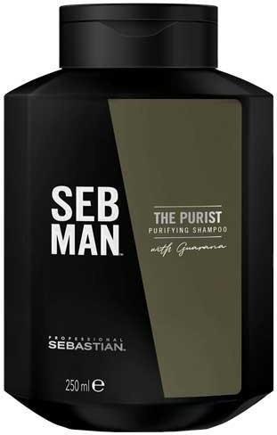 Tiefenreinigendes Shampoo - Sebastian Professional Seb Man The Purist Purifying Shampoo