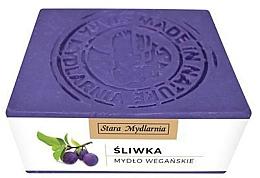 Düfte, Parfümerie und Kosmetik Naturseife Pflaumenöl - Stara Mydlarnia Body Mania Plum Oil Natural Soap