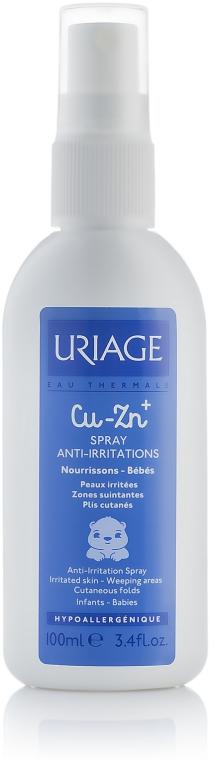 Anti-Reizungen Spray für Babys und Kinder - Uriage CU-ZN+ Anti-Irritation Spray — Bild N1