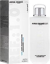 Düfte, Parfümerie und Kosmetik Verjüngende Reinigungsmilch für Augen und Gesicht - Aura Chaké Cleansing Milk Antiradicalaire