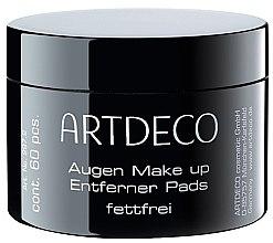 Düfte, Parfümerie und Kosmetik Augen-Make-up-Entferner-Pads fettfrei - Artdeco Eye Makeup Remover Pads Non Oily