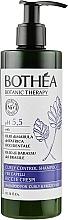 Düfte, Parfümerie und Kosmetik Glättendes Shampoo für lockiges Haar - Bothea Botanic Therapy Curly Control Shampoo pH 5.5