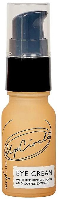 Augencreme mit Ahorn und Kaffee - UpCircle Eye Cream With Maple And Coffee