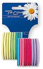 Düfte, Parfümerie und Kosmetik Haargummis 22227 mehrfarbig 18 St. - Top Choice