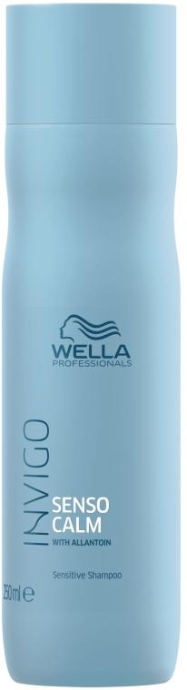 Shampoo für empfindliche Kopfhaut - Wella Professionals Invigo Balance Senso Calm Sensitive Shampoo