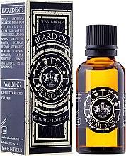 Düfte, Parfümerie und Kosmetik Pflegendes Bartöl - Dear Barber Beard Oil