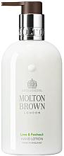 Düfte, Parfümerie und Kosmetik Molton Brown Lime & Patchouli - Handlotion Limette & Patschuli