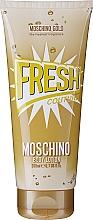 Düfte, Parfümerie und Kosmetik Moschino Gold Fresh Couture - Körperlotion
