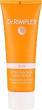 Düfte, Parfümerie und Kosmetik Regenerierende After Sun Maske für Gesicht, Hals und Dekolleté - Dr. Rimpler Sun Mask Deep Repair