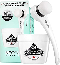 Düfte, Parfümerie und Kosmetik Gesichtspflegeset - Neogen Code 9 Canadian Clay Pore Cleanser Special Kit (Gesichtsreinigungsbürste + Porenreinigungsmaske mit kanadischem Ton 120g)