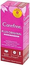 Düfte, Parfümerie und Kosmetik Slipeinlagen mit Frischeduft für extra Schutz 20 St. - Carefree Plus Original Fresh Scent