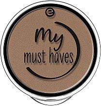 Düfte, Parfümerie und Kosmetik Augenbrauenpuder - Essence My Must Haves Eyebrow Powder