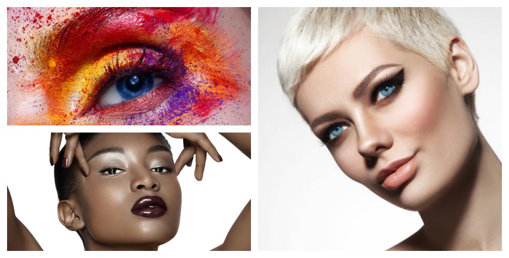 Updates für die Herbstzeit: Augen und Lippen kreativ betonen