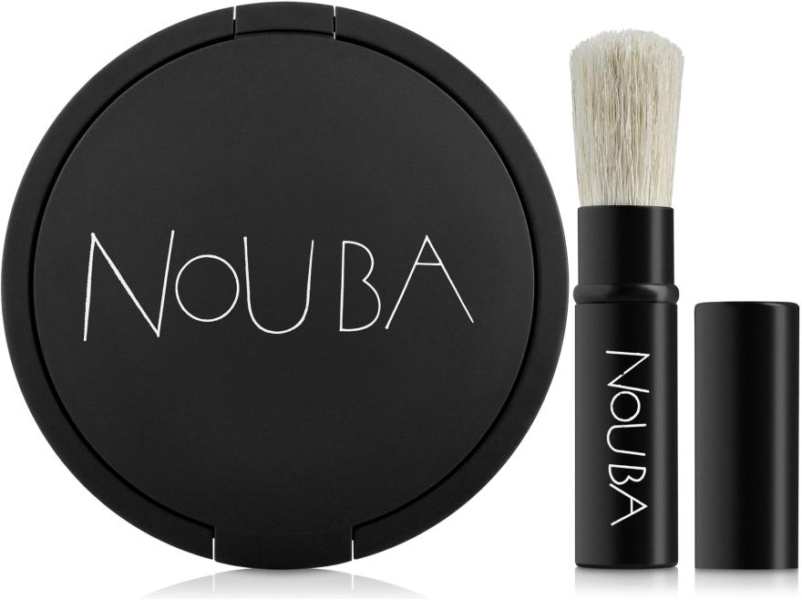 Mattierendes Puder - NoUBA Boule Powder — Bild N2