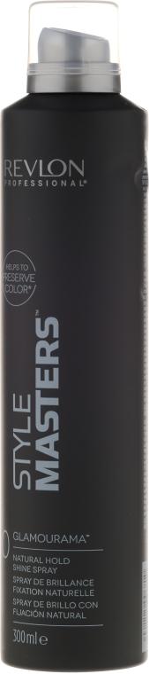 Glanzspray für alle Haartypen - Revlon Professional Style Masters Shine Spray Glamourama 0 — Bild N1